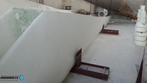 Перка за вятърен генератор 270 квт