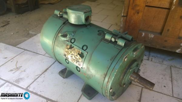 Правотоков двигател с редуктор - 10 броя