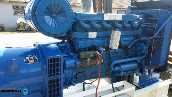 Дизелов генератор агрегат