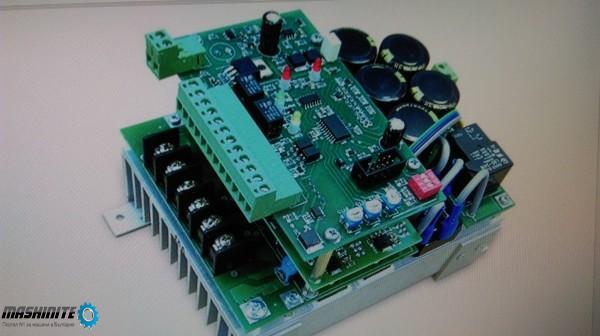 размагнитващ контролер за електромагнитни маси
