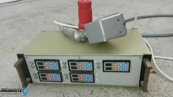 уред за мерене на температура на топли дюзи