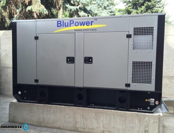 Дизелов агрегат генератор IVECO 138kVA, НОВ € 97 ...