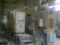 Автоматична линия за електростатични прахови покрити ...