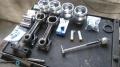 Основен ремонт на двигатели