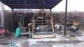 Машина за производство на бетонови тухли