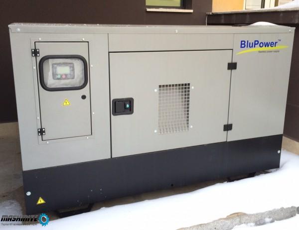 Агрегат дизелов Генератор за ток 22kVA (17kW), Н ...