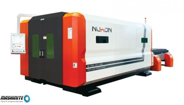 Фибер Лазер от Нукон България