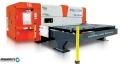 Фибер лазерна металорежеща машина от Нукон България
