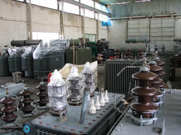 Маслени силови трансформатори