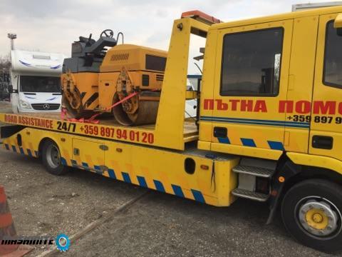 Транспорт на индустриална техника