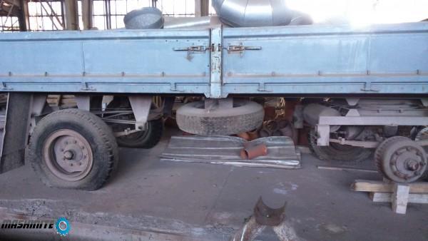 Ремарке за камион, трактор