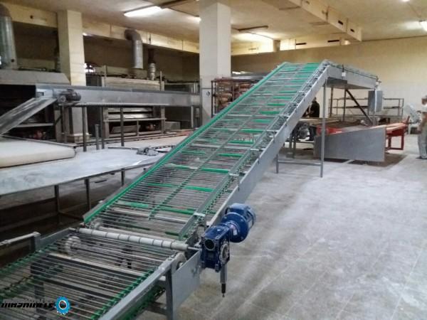 Производство на транспортни ленти