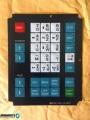 Клавиатура за въвеждане на Fanuc 0-T (струг), Fanuc  ...