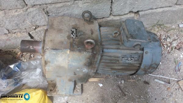 РЦС 125 моторредуктор