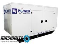 Дизелов генератор KJ POWER двигател MITSUBISHI 22kVA ...