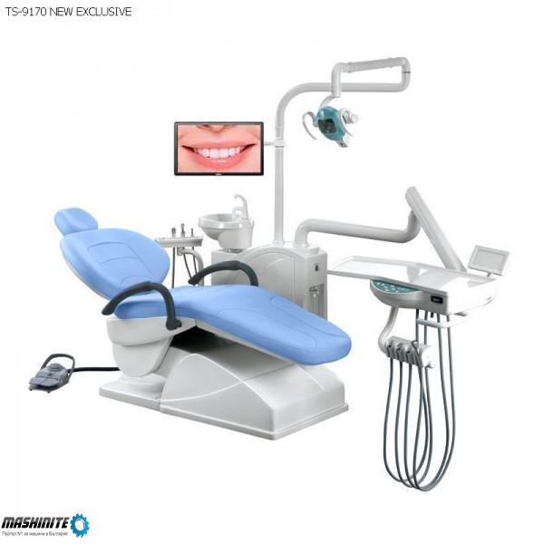 Стоматологичен стол Fuji ТS-9170.1 NEW EXCLUSIVE