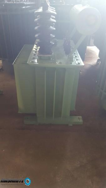 продавам силов маслен трансформатор  50 ква с 24 мес ...
