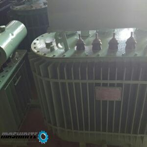 Продавам силов  трансформатор 160  ква с 24 месеца г ...