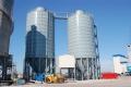 Cement silos Sweden