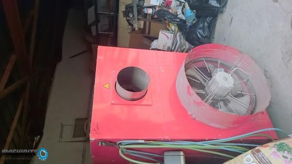 Продавам промишлени калорифери - 2 бр