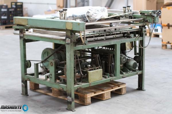 Svecia ситопечатна машина – полуавтоматична