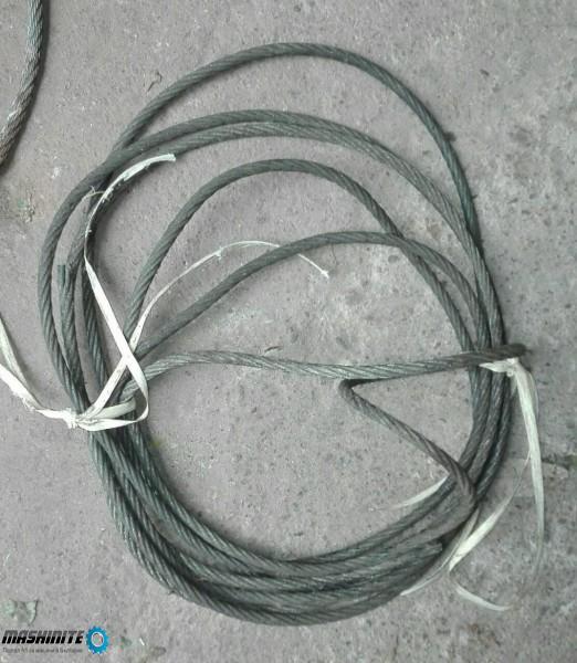 Въжета стоманени