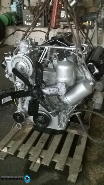 двигатели Маз и Краз