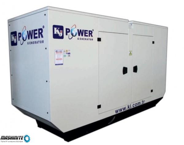 Дизелов генератор KJ POWER, KJP-33C, PERKINS