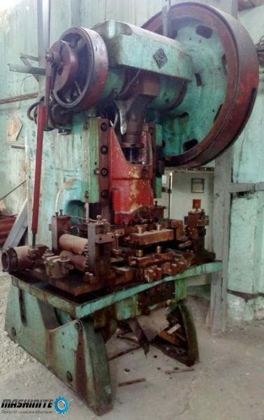 Ексцентър преса 100 тона