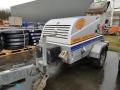 машина за полагане на земно-влажни подови замазки BM ...