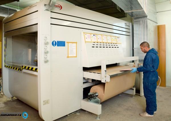 Автоматична шприц машина CEFLA PRIMA