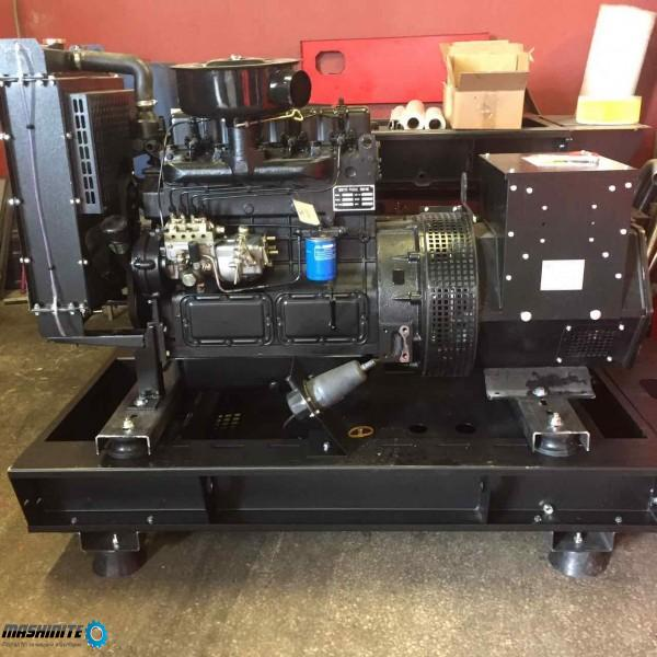 Дизелов генератор за ток, агрегат за ток