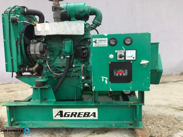 Дизелов агрегат за ток Генератор