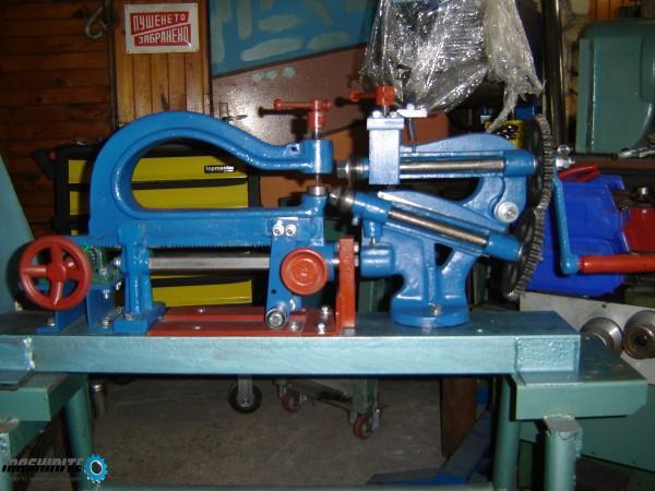 Кръгоотрезна машина за рязане на вътрешни кръгове