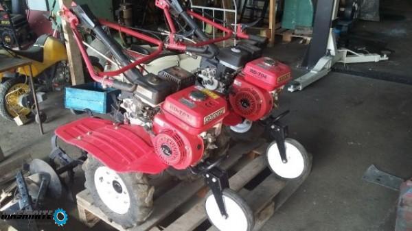 машина за рязане на плочки нова - моторни фрези