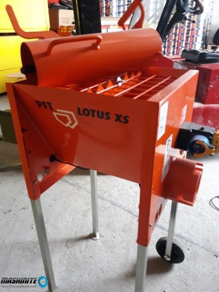 Смесител - бъркалка на разтвори PFT Lotus XS - под н ...