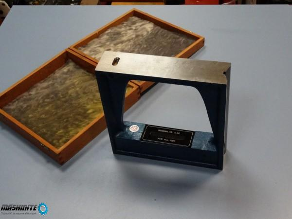 Машинен рамков нивелир POLI 200x200
