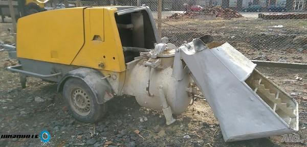 Машина за поставяне на замазка