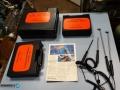 SKF термометър 729117A, стетоскоп 729160, тахометър  ...
