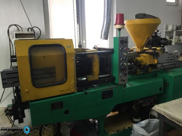 ПРОДАВАМ шприц машина за производство на пластмасови ...