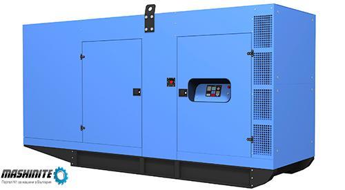 Дизелов генератор Atlas Copco