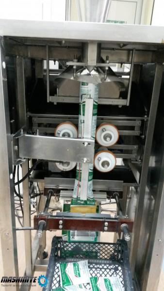 Пакетираща машина за големи сашета