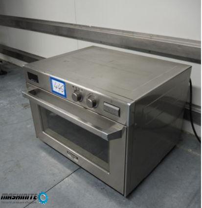 Напълно неръждаема професионална микровълнова печка  ...