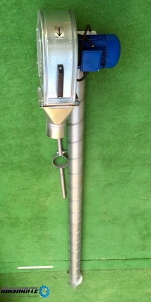 Охладител за зърно с мотор 1.1кВ