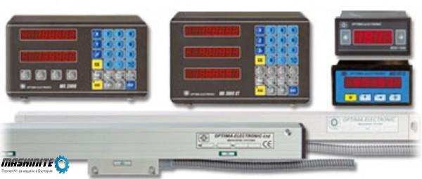 Измерителни системи за металообработващи машини