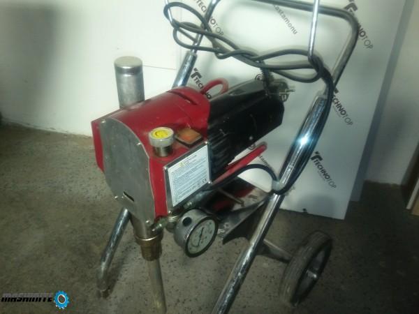 Продавам машина за безвъздушно боядисване