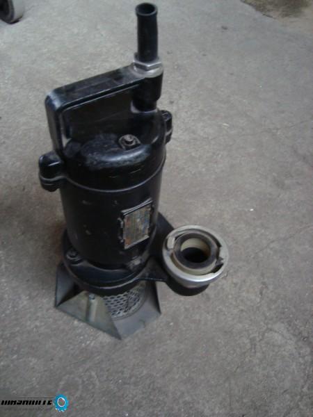 Потопяема помпа тип Бибо - Сигма (Чехия)