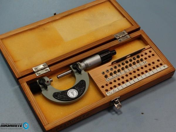 Резбомер микрометър 0-25 mm