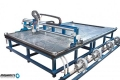 CNC/ЦПУ Рутер триосен за фрезоване на еталбонд,  ...
