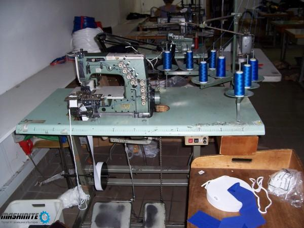 машина за поставяне на ластик boxer KANSAI тип DFB 1 ...